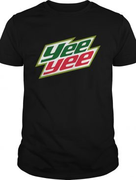 Yee Tee Mountain Dew shirt
