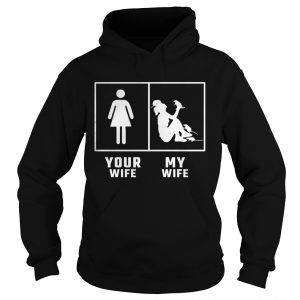 Your Wife My Wife Rat hoodie