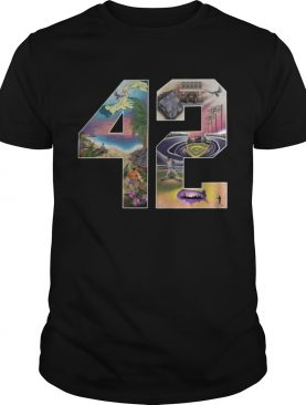 42 Mariano Rivera Foundation shirt