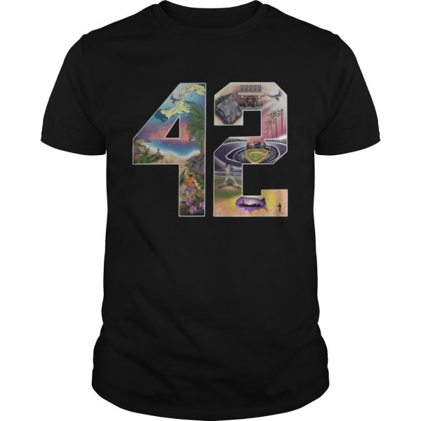 42 Mariano Rivera Foundation unisex