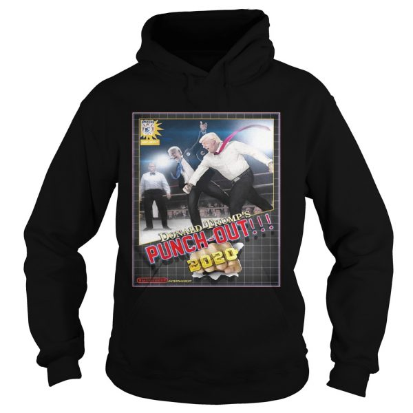 Donald Trumps Punch Out 2020 hoodie