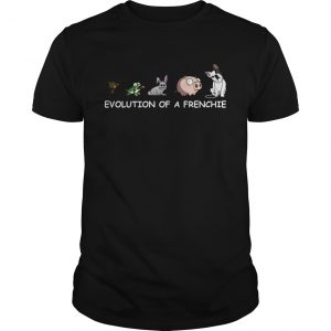 Evolution of a Frenchie unisex