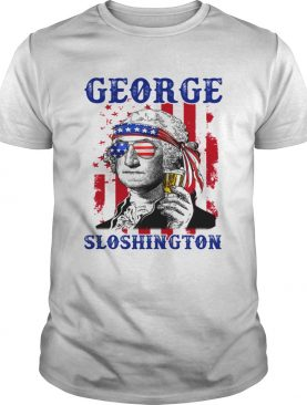 George Sloshington 4th of July shirt