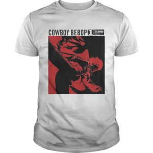 Ghost In The Shell Videsta Cowboy Bepop unisex
