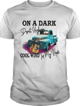 Hotel California lyrics on a dark desert highway cool wind in my heart shirt