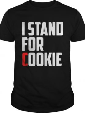I stand for cookie Carlos Carrasco Indians shirt