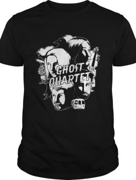 Lin Manuel ghost quartet shirt