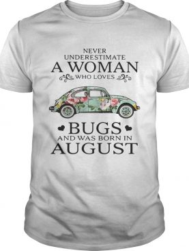 Never underestimate a woman who loves Bugs and was born in
