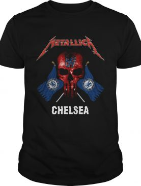 Punisher Metallica Chelsea shirt