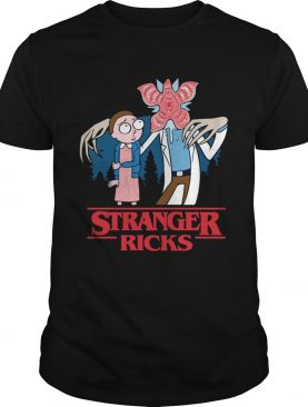 Rick and Morty Stranger Ricks shirt