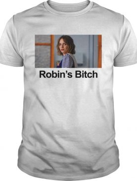 Stranger Things 3 Robin's Bitch shirt