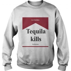 Tequila kill Los Sundays The Boredom sweatshirt
