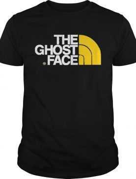 The ghost face shirt