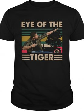 Dean Winchester Eye of the tiger shirt