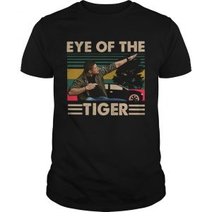 Dean Winchester Eye of the tiger unisex