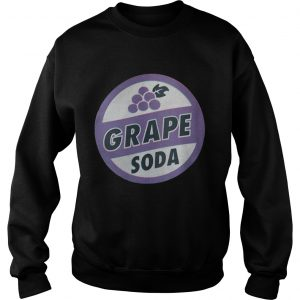 Grape Soda sweatshirt