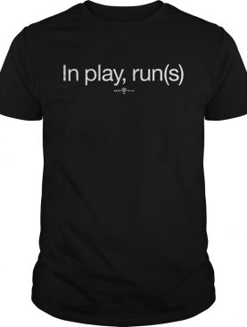 Max Muncy In Play Runs Shirt