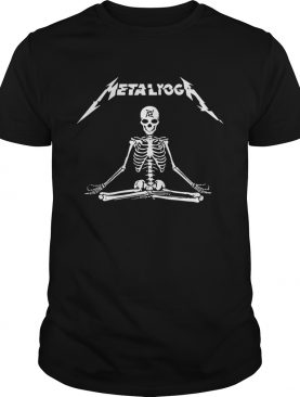 Metalyoga Metallica Yoga shirt