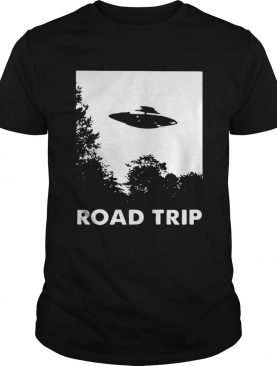 Official UFO road trip shirt