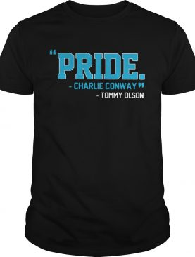 Pride Charlie Conway Tommy Olson shirt