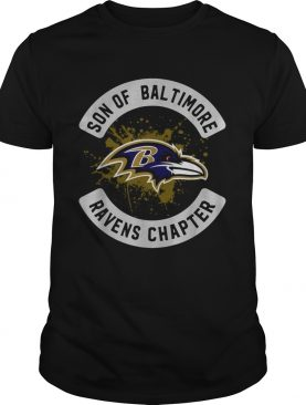 Son of Baltimore Ravens chapter shirt