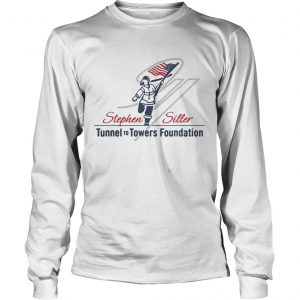 Stephen Siller Tunnel to Towers Foundation longsleeve tee