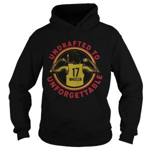 Undrafted To Unforgettable Erica Wheeler hoodie