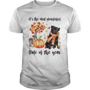 Dog its the most wonderful time of the year unisex