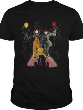 Georgie Denbrough Pennywise IT shirt