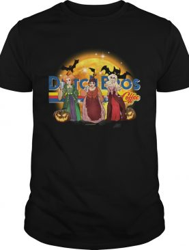 Hocus Pocus Dutch Bros coffee Halloween shirt