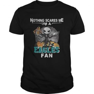 Jack Skellington nothing scares me Im a unisex