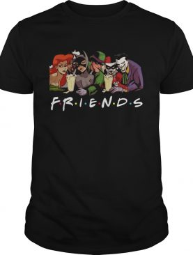 Joker Quinn Friends shirt