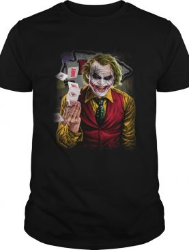 Kansas City Chiefs Joker Poker Shirt