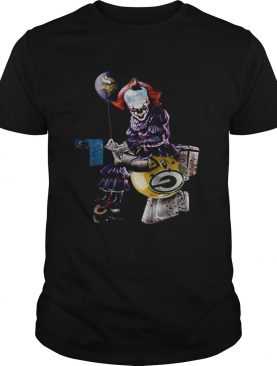 Pennywise Minnesota Vikings Detroit Lions and Green Bay Packers toilet shirt