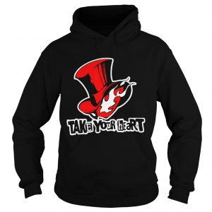 Persona Hat Anime 5 Take Your Heart hoodie