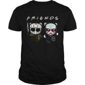 Baby Jason Voorhees and Joker Friends Tv show unisex