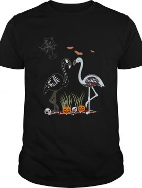 Flamingo Halloween Funny Flamingo Lover TShirt