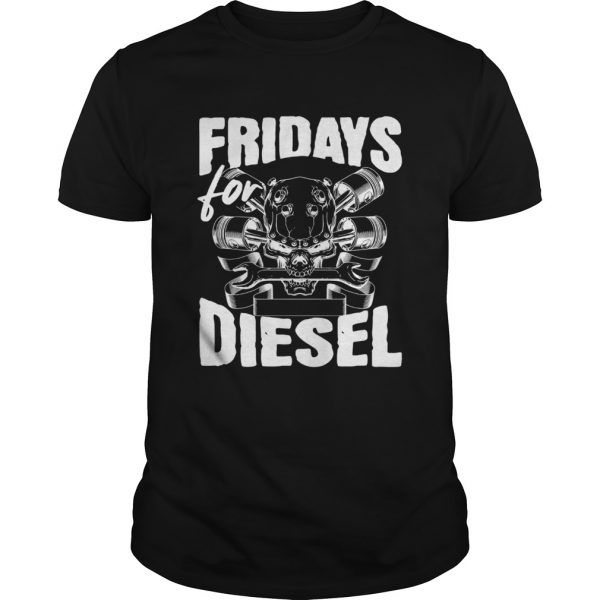 Fridays For Diesel unisex