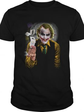 Pittsburgh Steelers Joker Poker Shirt