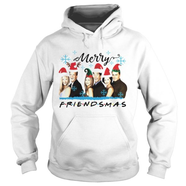 Friends Merry Friendsmas Christmas hoodie