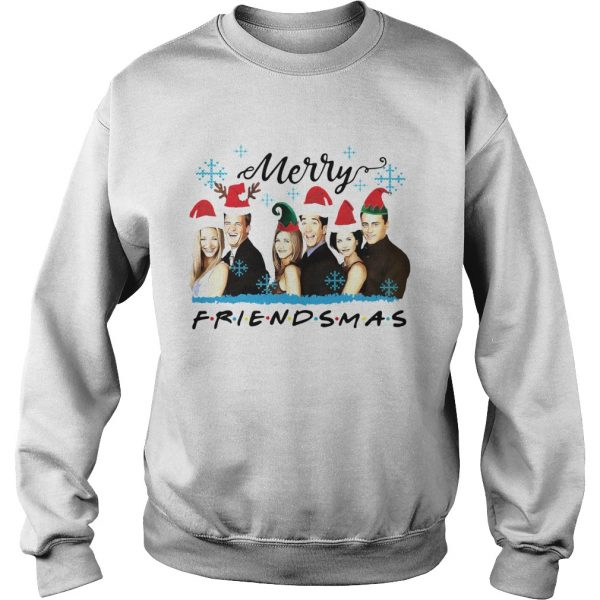 Friends Merry Friendsmas Christmas sweatshirt