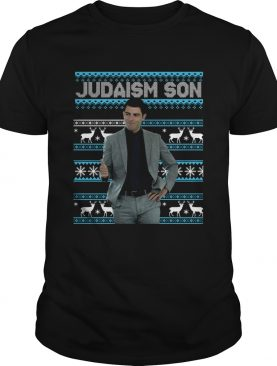 Winston Schmidt Judaism Son Ugly Christmas Sweater