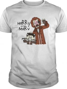 Harry and Marv Home alone Calvin and Hobbes shirt