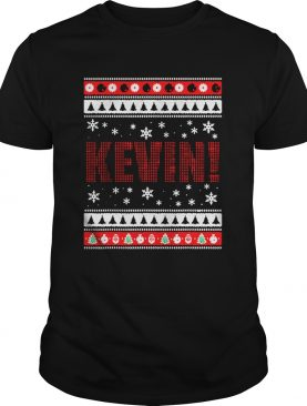 KEVIN Fun X-Mas Holiday Gift for Movie lovers shirt