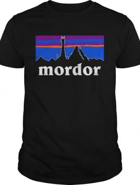 The Lord Of The Rings Mordor Patagonia shirt