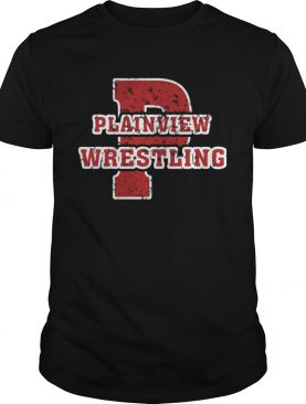 Plainview Wrestling shirt