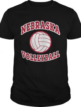 Nebraska Cornhuskers volleyball shirt