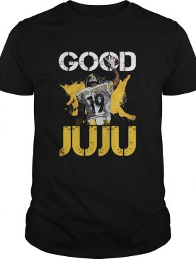Good Pittsburgh Steelers JuJu Smith Schuster 19 shirt