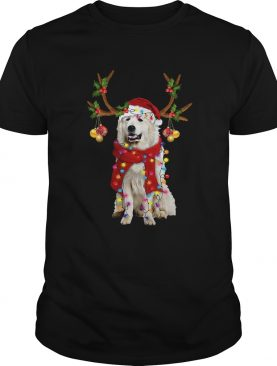 Great Pyrenees Gorgeous Reindeer Crewneck Sweatshirt