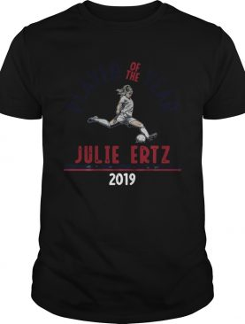 Player of the years Julie Ertz 2019 shirt